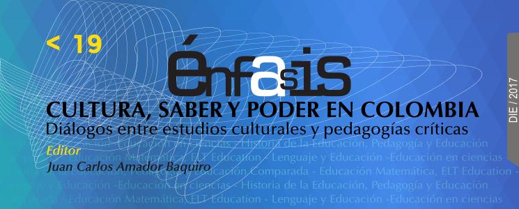 Banner de la publicación Cultura, saber y poder en Colombia