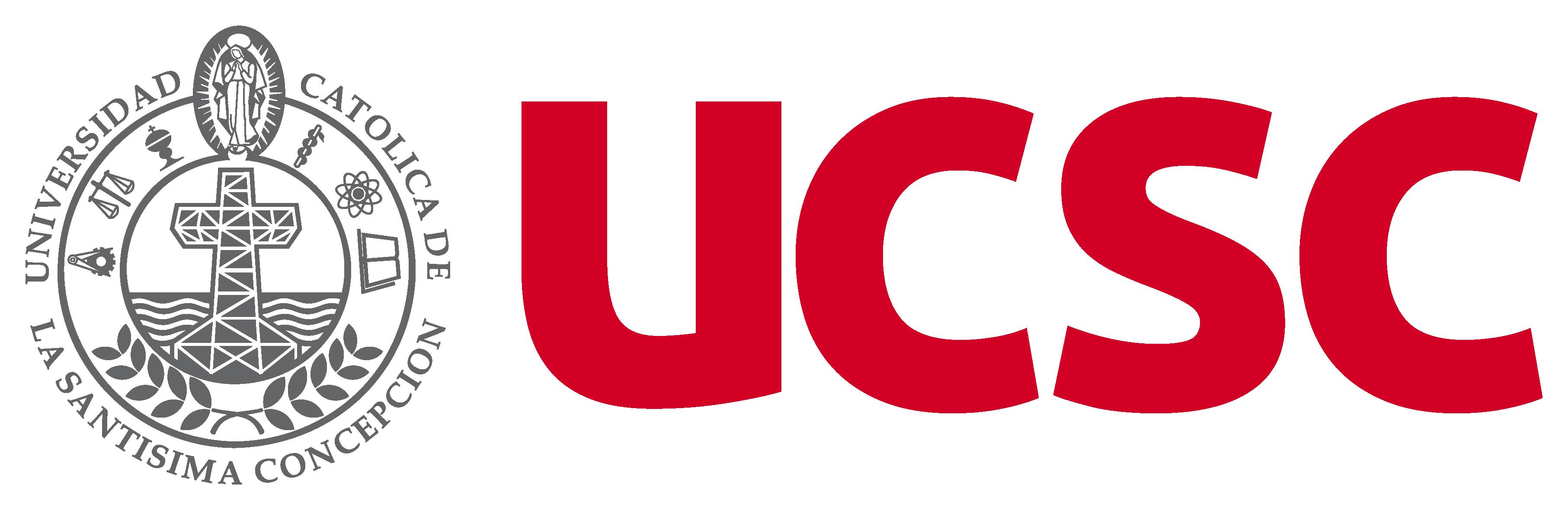 Logo de la Universidad Católica de la Santísima Concepción