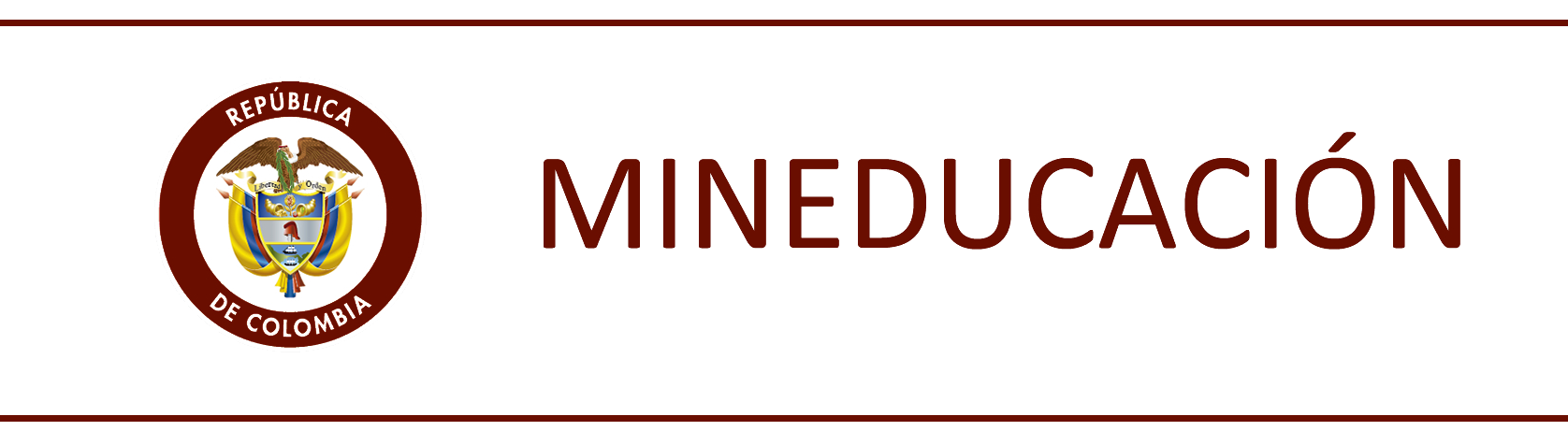 Logo de MINEDUCACIÓN