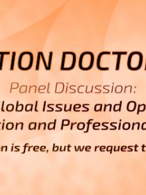 Banner del Lanzamiento del Énfasis en ELT Education del Doctorado Interinstitucional en Educacion