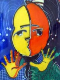 afiche de Coloquio Sobre Infancias Contemporaneas Vistas Desde América latina