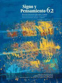 Portada Sino y pensamiento, volumen 62