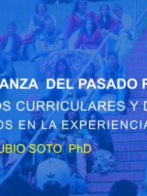 Banner por la conferencia de Graciela Rubio 2018
