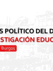 Banner para la conferencia de Rosa Nidia Buenfil