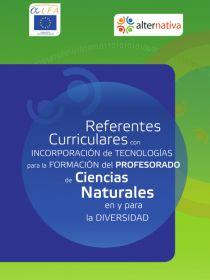 Portada del libro Referentes Curriculares Ciencias - Proyecto Alternativa