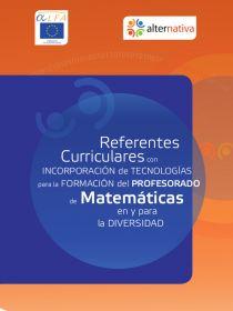 Portada del Libro Referentes Curriculares Matemáticas - Proyecto Alternativa