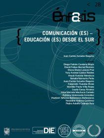 Portada del libro Comunicación (es) - educación (es) desde el sur
