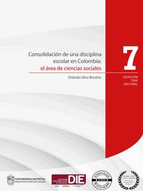 Portada del libro Consolidación de una disciplina escolar en Colombia