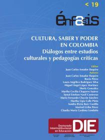 Portada del libro Cultura, saber y poder en Colombia
