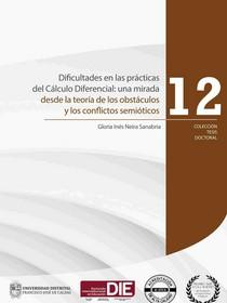 Portada del libro Dificultades en las prácticas del cálculo diferencial