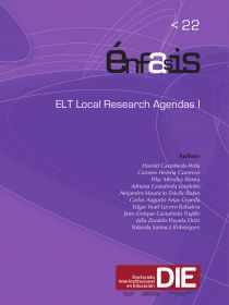 portada del libro ELT Local Research Agendas I