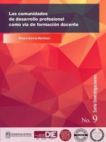 Portada del libro Las comunidades de desarrollo profesional como vía de formación docente