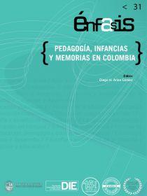 Portada del libro Pedagogía, infancias y memorias en Colombia