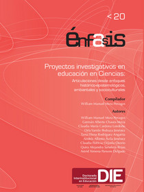 Portada del libro Proyectos investigativos en educación en ciencias