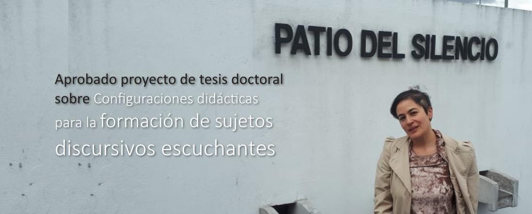 Banner de la Sustentación del Proyecto de Juliana León Suárez