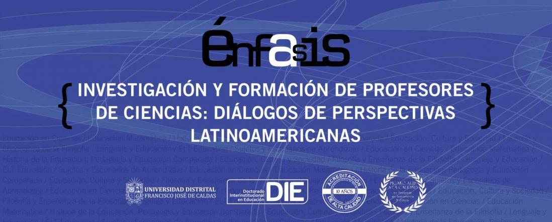 Banner del libro Investigación y formación de profesores de ciencias