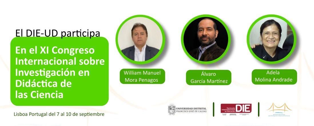 El DIE-UD participa en el XI Congreso Internacional sobre Investigación en Didáctica de las Ciencia