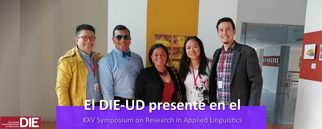 Banner por participación en simposio de MLAEI