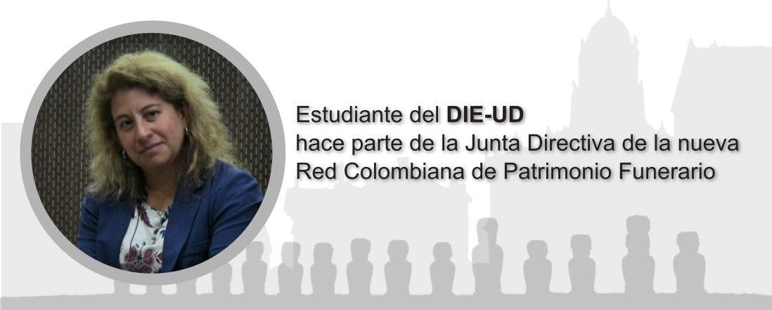 Banner por participación en la Red Colombiana de Patrimonio Funerario