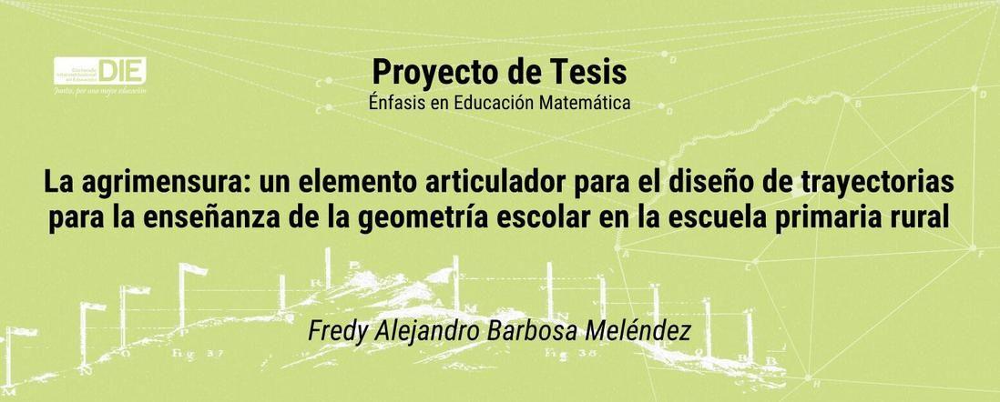 Banner de la Sustentación del Proyecto de Fredy Alejandro Barbosa