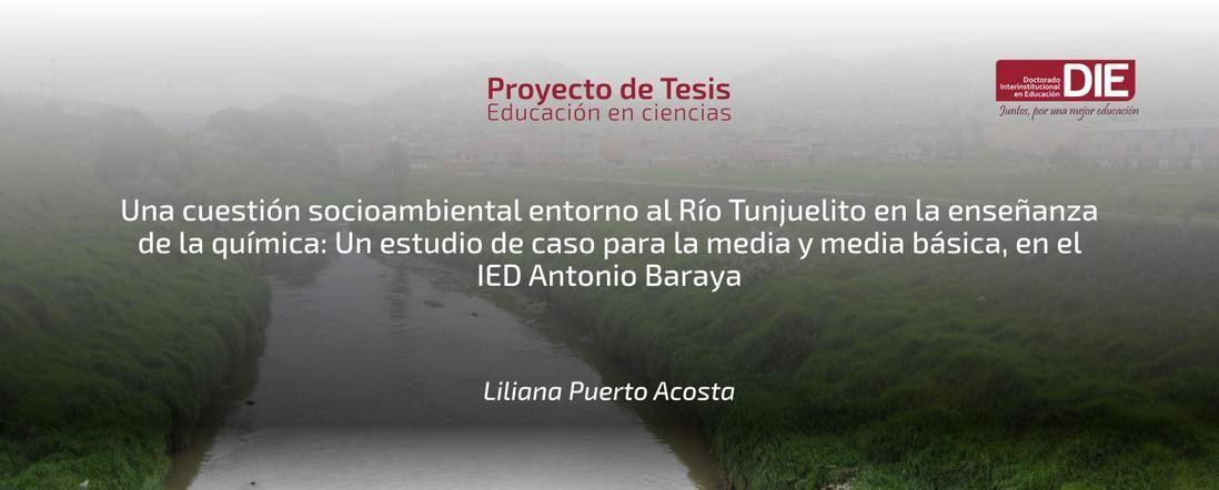 Banner de la Sustentación del Proyecto de Liliana Puerto Acosta