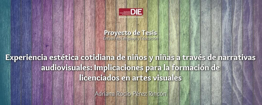 Banner de la Sustentación del Proyecto de Adriana Rocío Pérez