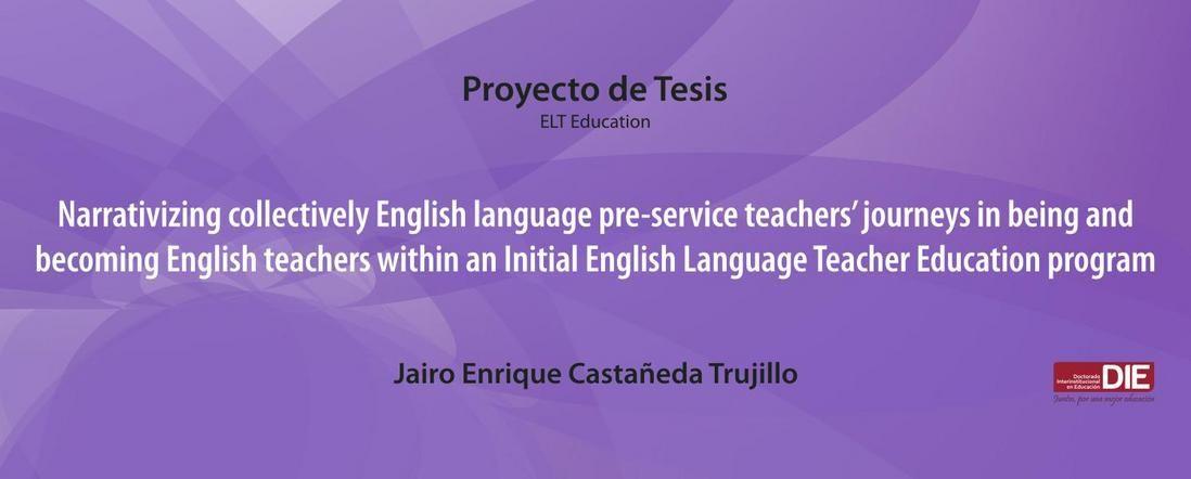 Banner por la Sustentación del Proyecto de Jairo Castañeda