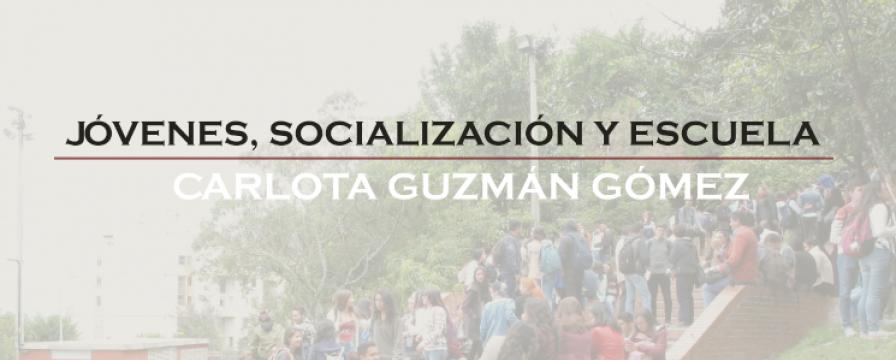 Banner de la Conferencia de Carlota Guzmán en el DIE-UD 2017