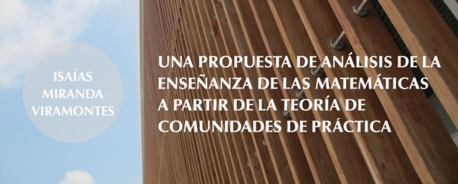 Banner de la conferencia de Isaías Miranda para el DIE-UD