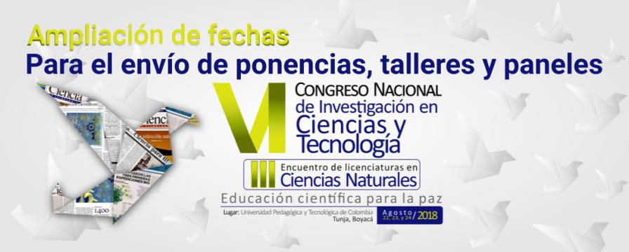 Banner del VI EDUCyT