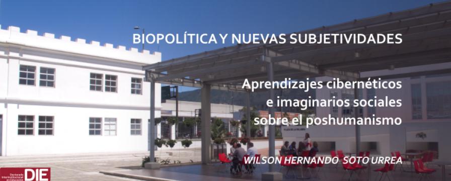 banner de la conferencia de Wilson Soto