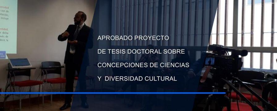 Banner por la aprobación del proyecto de Juan David Adame