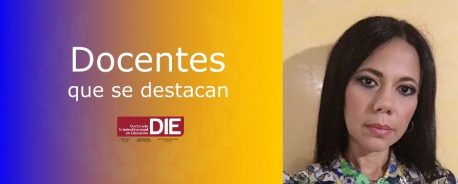 Banner por participación de Pilar Méndez como conferenciasta en UNIMINUTO