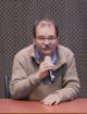 Foto de Óscar Saldarriaga Vélez en la página del DIE-UD