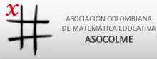 logo de la Asociación Colombiana de Matemática Educativa