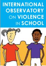 Imagen representativa del The International Observatory of Violence in School - pareja interracial